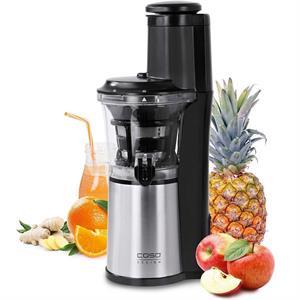 Máy ép chậm Caso SJW500 - giữ đến hơn 90% vitamine và dưỡng chất của trái cây
