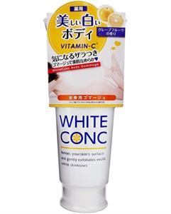 Tẩy da chết & dưỡng trắng da body White ConC 150ml