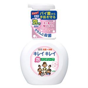 Nước rửa tay tạo bọt Lion Nhật Bản