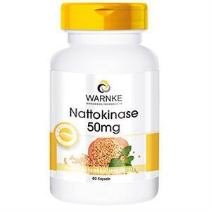 Viên uống chống đột quỵ Nattokinase Warnke