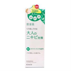 Sữa rửa mặt trị mụn Kracie Nhật Bản