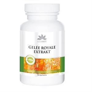 Viên sữa ong chúa Warnke Gelée Royale Extrakt
