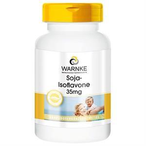 Viên uống hỗ trợ nội tiết tố Warnke Soja-Isoflavone 35mg
