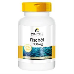 Viên uống dầu cá Fischol Warnke