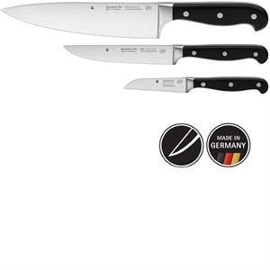 Bộ 3 dao WMF spitzenklasse plus