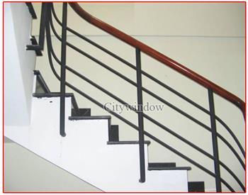 Mẫu cầu thang sắt số 42