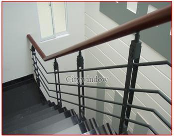 Mẫu cầu thang sắt số 38