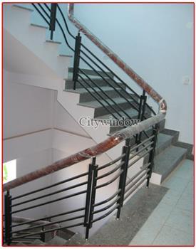 Mẫu cầu thang sắt số 35