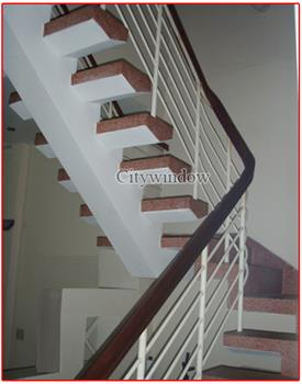 Mẫu cầu thang sắt số 34