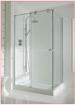 Vách tắm kính mẫu 22
