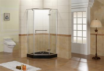 Vách tắm kính mẫu 04