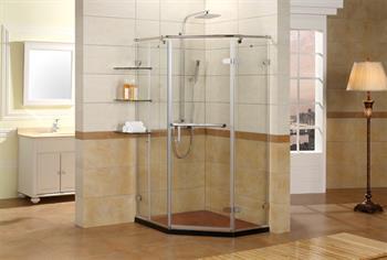 Vách tắm kính mẫu 01