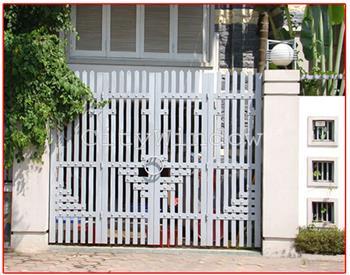 Mẫu cửa sắt - cổng sắt số 23