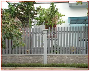 Mẫu hàng rào sắt số 34