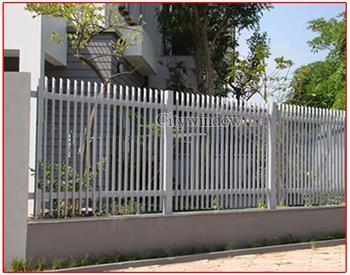 Mẫu hàng rào sắt số 20