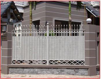 Mẫu hàng rào sắt số 19