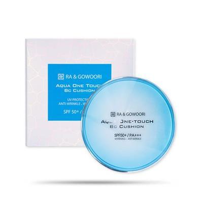 Phấn Nước Trắng Da Aqua One Touch Ra & Gowoori (50g)