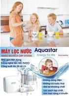 Mua máy lọc nước ở đâu tốt nhất ? máy lọc nước Nano Aquastar