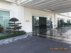 Cửa tự động bệnh viện phụ sản An Đức - Thái Bình