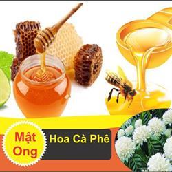 Những lý do nên mua mật ong hoa cà phê (cafe)