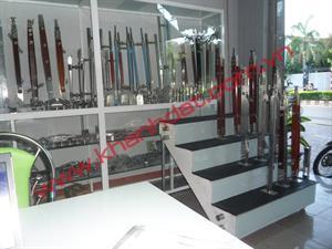 Mua bán phụ kiện cửa nhôm kính cao cấp SIGICO