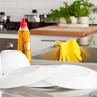 5 bí quyết để có một căn bếp 'bóng bẩy'
