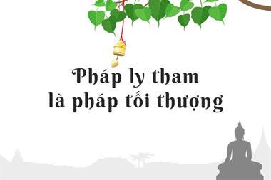 Ly Tham Là Pháp Tối Thượng
