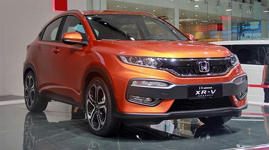 XR-V: SUV cỡ nhỏ, giá rẻ mới của Honda