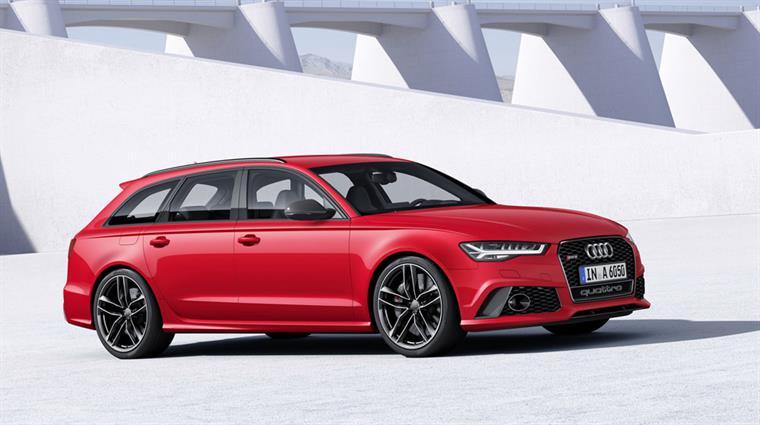 Nét tươi mới trên Audi A6 2015