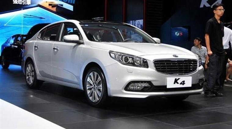 Kia K4 chính thức trình làng, giá từ 22.500 USD