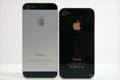 Bản mẫu iPhone 5 xuất hiện tại triển lãm IFA 2012
